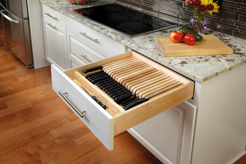 Kitchen Knives Organizer
