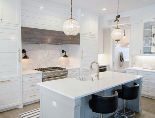 White Kitchen Cabinets: Spark Inspiration & Increase Value
